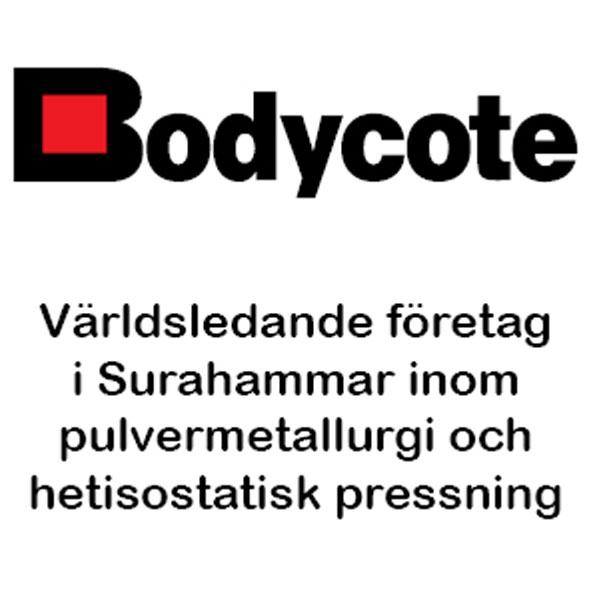 Bodycote västerås